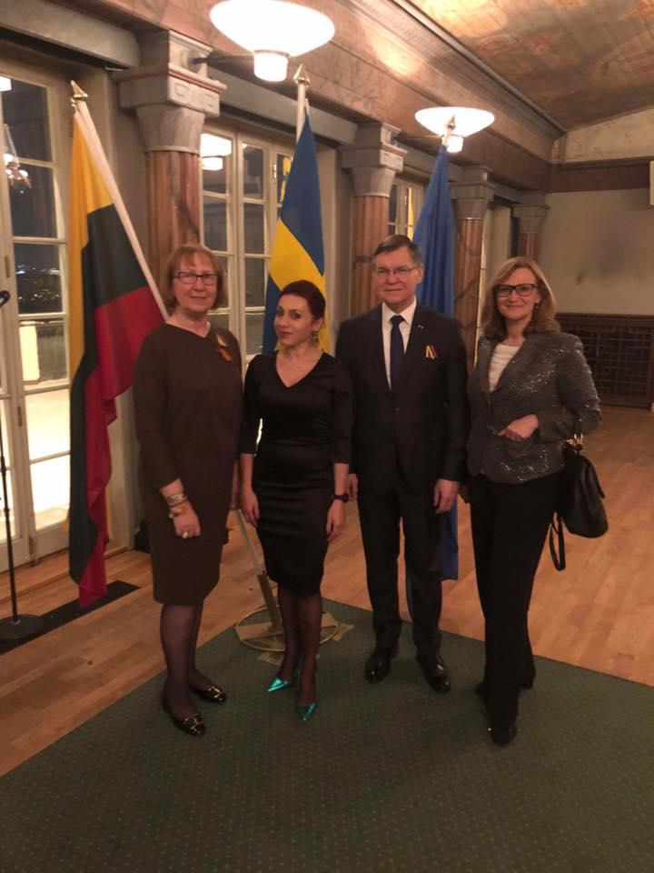 #Lithuania100